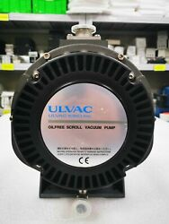 Ulvac Dis-251 Dis251 Dry Scroll Vacuum Pump, Working With 3 Month Warranty