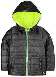 Cherry Crumble By Nitt Hyman Boy Polyester Solid Winter Jacket --ofz