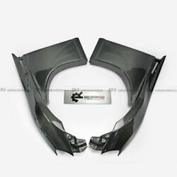 For Toyota 12-18 Ft86 Gt86 Frs Carbon Vf Style Front Wide Fender Body Kits +20mm