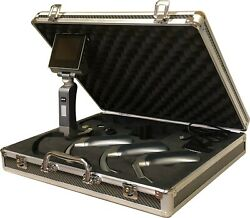 Dts Electronic Video Recording Laryngoscope With 3 Reusable Blades
