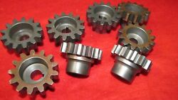 Lycoming O-235 O-320 O-360 Slick Magneto Gear No Gear Pits Great Condition 61163