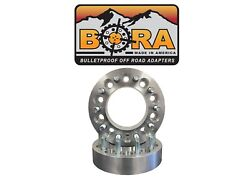 Bora Wheel Spacers Dodge 4500 5500 10x225 2012+ 1 Pair 2 - Made In The Usa