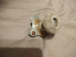 Vintage Car Truck Tractor Wheel Spinner Aged Wood Great Look Rat Rod Jolopy
