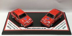 Trofeu 143 Vauxhall Chevette Hsr Cyril Bolton Donegal And Manx Rally Limited X20
