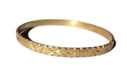 Antique Rare Extremely Ancient Bracelet Bronze Roman Authentic Very Old Jewelry