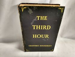 The Third Hour Geoffrey Household 1938 London Character Driven Fiction