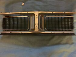 1969 Dodge Charger Grill Center Section
