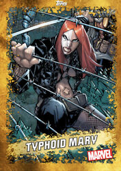 [digital Card] Topps Marvel - Typhoid Mary - Series 2 - Tier 8 - Gold Base
