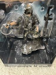 Tom Clancy's Ghost Recon Breakpoint Wolves Collector's Edition Statue Only