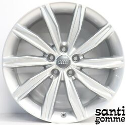 4 Rims Alloy 8.5 X 19 Audi A6/a6 To Road Original 4k0601025g Nearly New