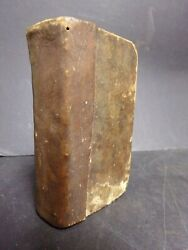 1797 Bible Book Of Psalms.publ By Peter Brynberg, Wilmington De. Complete