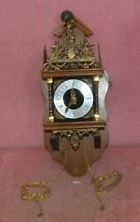 Vintage Franz Hermle Cuckoo Clock____parts Only___please Read