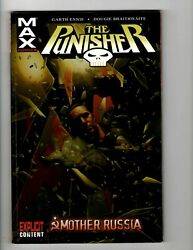 The Punisher Vol. 3 Mother Russia Marvel Max Comics Tpb Graphic Novel Book Ej8