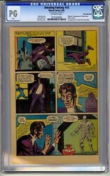 Amazing Fantasy 15 Cgc Pg Page 10 Only 1962 Stan Lee Holy Grail - Just Reduced -