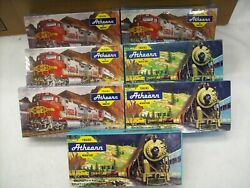 Vintage Athearn Ho Scale - 7 - Assorted Kits - Nos - All One Money