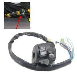 20xmotorcycle Headlight Switch Handlebar Button Switch Engine Switch For Pcx