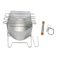 20xoutdoor Stainless Steel Folding Bbq Grill Convenient Bbq Grill Camping