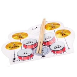 20xhand-rolled Drums Usb Electronic Drums R5x5