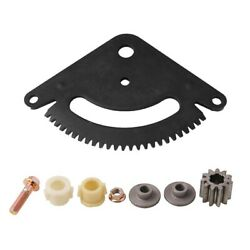 20xstee Sector And Pinion Gear With Bushings For John Deere