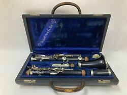 Buffet Crampon R13 Clarinet S/n 33776 France Sweetest Clarinet Ever Made