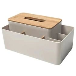 20xtissue Box Holder Makeup Cosmetic Storage Box Napkin Paper Container