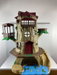 Calico Critters Old Oak Hollow Epoch Rare Retired As Is Pre Owned