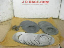 New G80 Gm Pontiac Steel Clutches Catalina Bonneville Posi Traction 66 67 68 69
