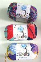 Yarn..lion Brand..rebound..3 Colors To Choose From