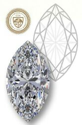Gia Certified Marquise Cut 0.57-ct G-color Si2-clarity 1.8-ratio