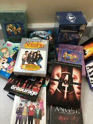 Dvd Televison Series And Boxed Sets
