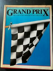Grand Prix The Cars Drivers And Circuits Multi Signed 5 World Champions F1