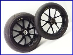 748 916 996 998 Ms4r Marchesini M10s Aluminum Forged Wheel Front And Rear Set Ppp