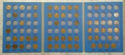 56 Coin Set 1909-1940 Lincoln Wheat Penny Cent - Early Dates Collection  310