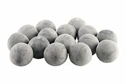 Bond Manufacturing Ceramic Fire Balls   Set Of 15   Fire Pit / Fire Table Acc...