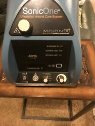 Misonix Ultrasonic Sonic One Wound Care System