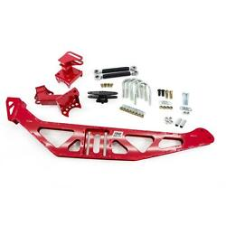 Umi 2080-300-r 82-02 F-body Watts Link 3 Inch Axle Tubes Red