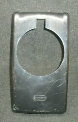 Vintage Bell System Western Electric Black Rotary Wall Phone Housing