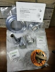 Symmons Carrington 4401 Pressure Balance Shower System With Lever Handle, Chrome