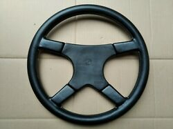 Momo A38 Leather Steering Wheel New