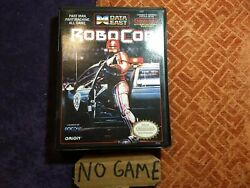 Robocop Nes Clamshell Case Reproduction Case Only No Game