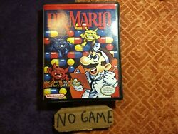 Dr Mario Nes Clamshell Case Reproduction Case Only No Game