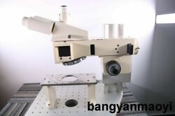 Carl Zeiss Axiotech Vario 100 Hd Microscope Part With Dic 444411
