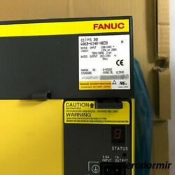 1pcs Used Fanuc A06b-6140-h030 Servo Driver In Good Condition