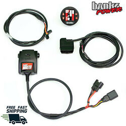 Banks® Stand Alone Pedal Monster With I Dash 2019-2020 Ford F250 7.3l Gas