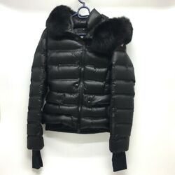 Unused Moncler 1a52202 53071 999 Armotech Giubbotto Down Puffer Jacket Black