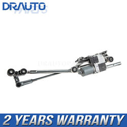 New Genuine Lhd Windshield Wiper Linkage W/ Motor Assembly For Audi Q7 2007-2015