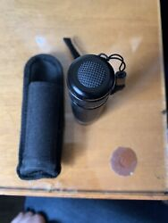 Asa Compact Led Flashlight Green Or White Light W/carrying Holster No Box