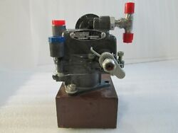 Aircraft Turbine Engine Fuel Governor Assembly Unit P/n 2524438-1 Overhauled