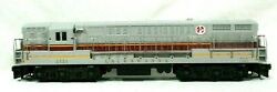 Lionel Fm Trainmaster Lackawanna 2321 Locomotive Shell With Williams Chassis
