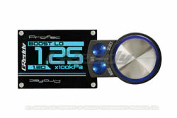 Greddy Profec Electronic Boost Controller Gauge Blue Oled Turbo Universal New